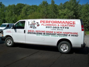 Performance Pluming Heating Maine New Hampshire
